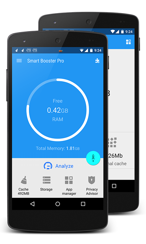 Smart Booster Pro- screenshot