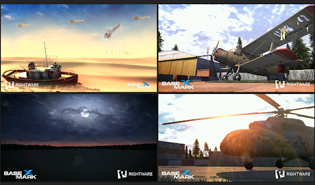 Basemark X Game Benchmark Screenshot 7