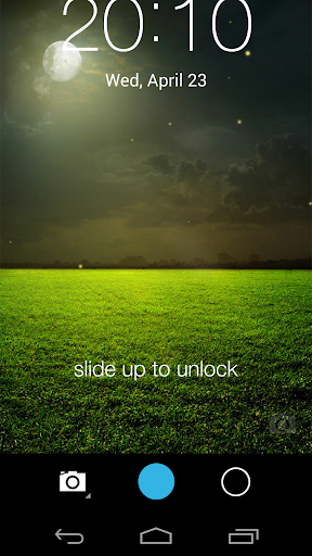【免費工具App】Fireflies lockscreen-APP點子