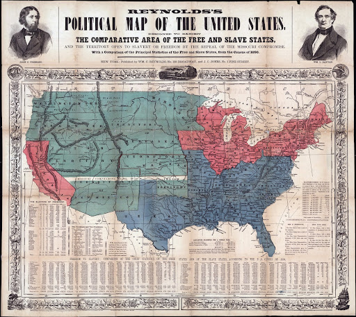 Reynolds S Political Map Of The United States Reynolds William C Google Arts Culture