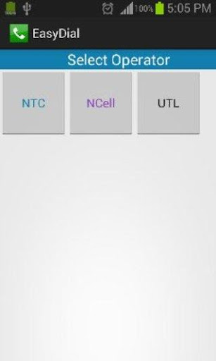 Nepal Telecom Ncell UTL App