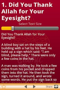 Islamic Stories For Muslims- screenshot thumbnail
