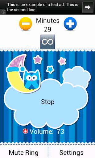 Baby Sleep Helper Music Box