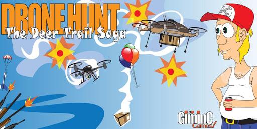Drone Hunt- Deer Trail Demo