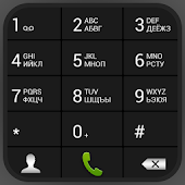 exDialer Shadow theme