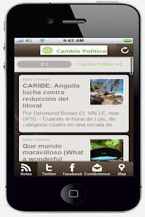 Cambio Político- screenshot thumbnail