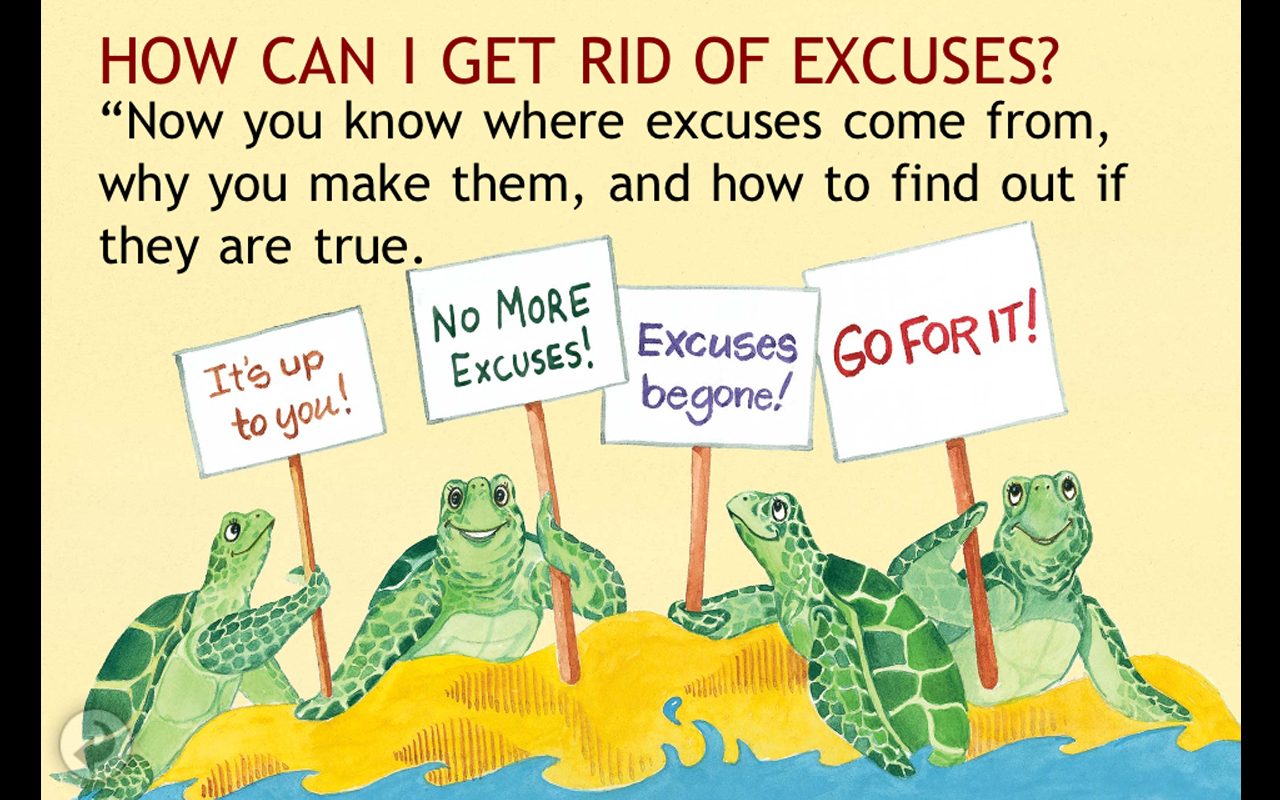 No Excuses! - Dr. Wayne Dyer - screenshot
