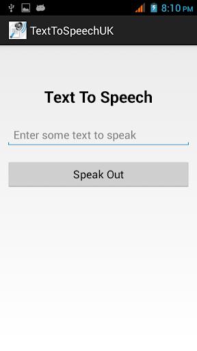 玩通訊App|Text To Speech UK免費|APP試玩