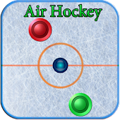 Air hockey arcade game
