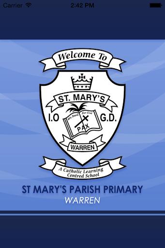 St Mary's Parish PS Warren