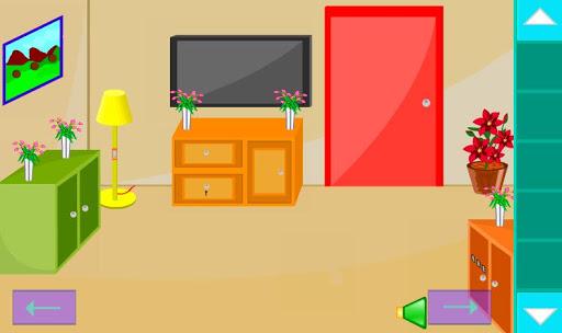 Kids Fun House Escape Game