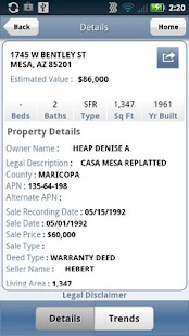 Stewart Property Profiles Plus - screenshot thumbnail
