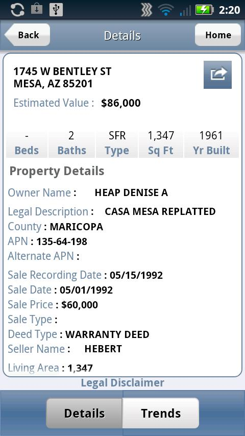 Stewart Property Profiles Plus- screenshot