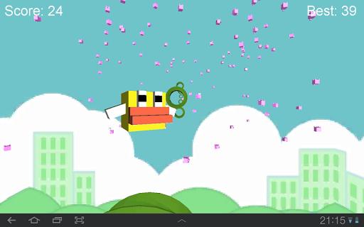 Flapping Bird 3D