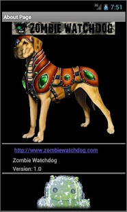 Zombie Watchdog - screenshot thumbnail