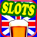 Pub Slots with bonus beer free icon