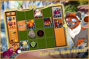 Screenshot of Monster Cards: Shogimon