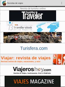 Revistas de Viajes screenshot 13