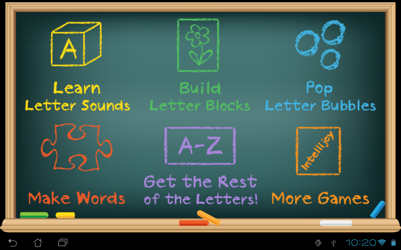 Kids ABC Phonics Lite - screenshot