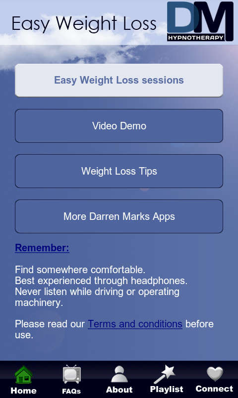 Easy Weight Loss - screenshot