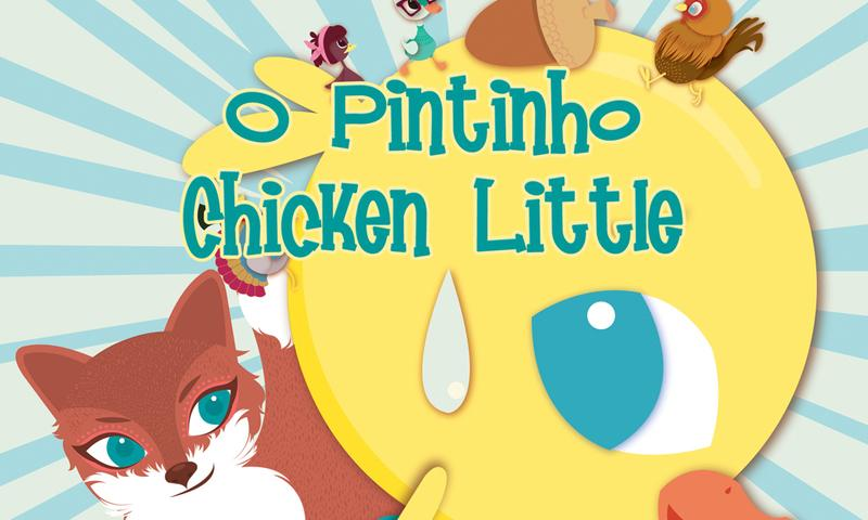 O Pintinho Chicken Little - screenshot