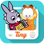 Tiny TV - 100% dessins animés