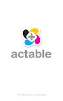 Screenshot of Actable