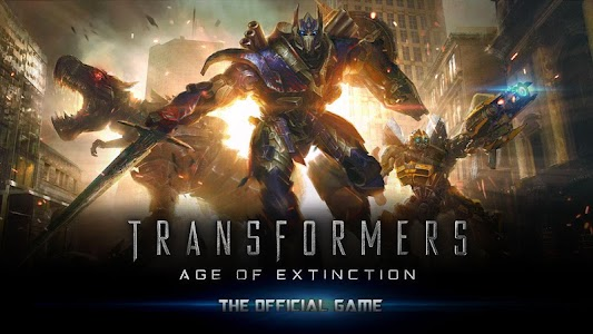 TRANSFORMERS AGE OF EXTINCTION v1.0.0