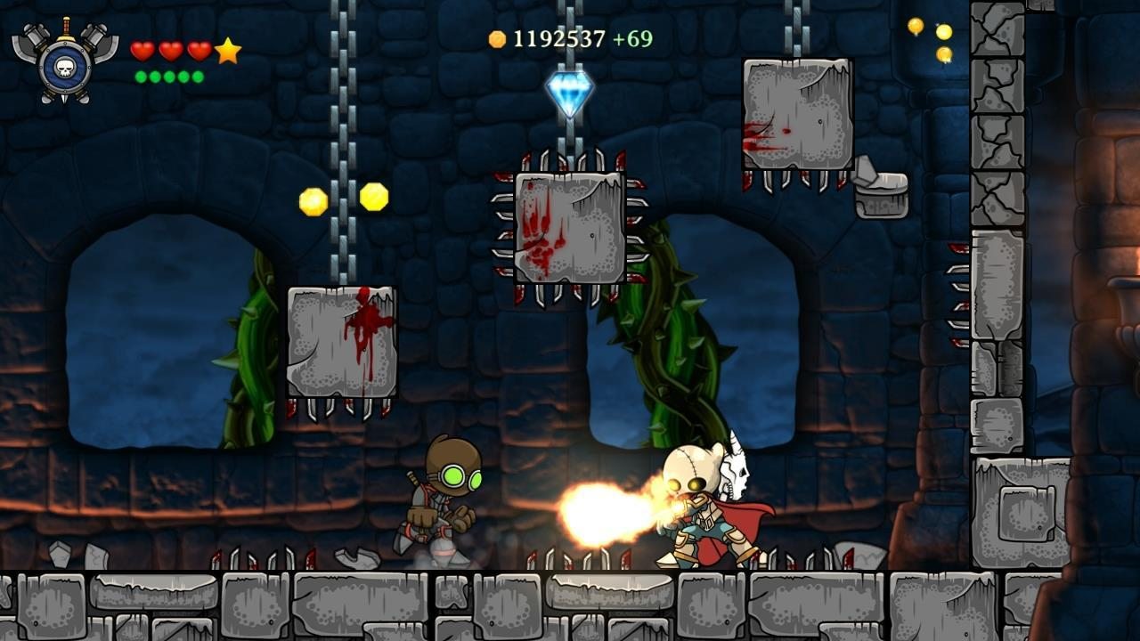 Magic Rampage- screenshot