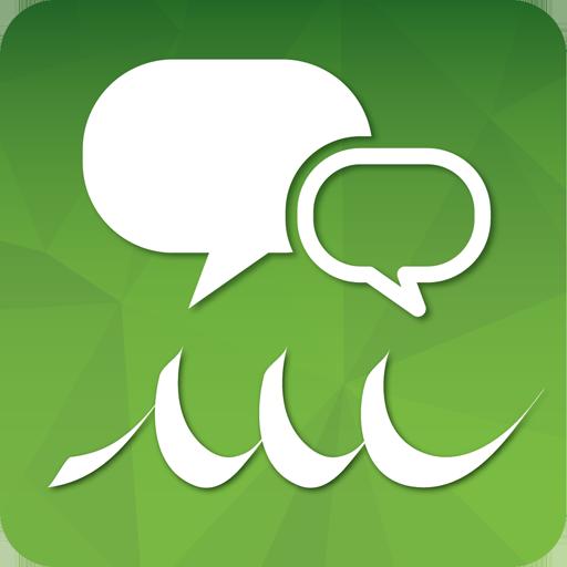 MobiChat LOGO-APP點子