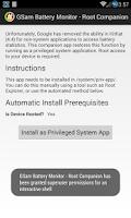 Screenshot of GSam Battery - Root Companion