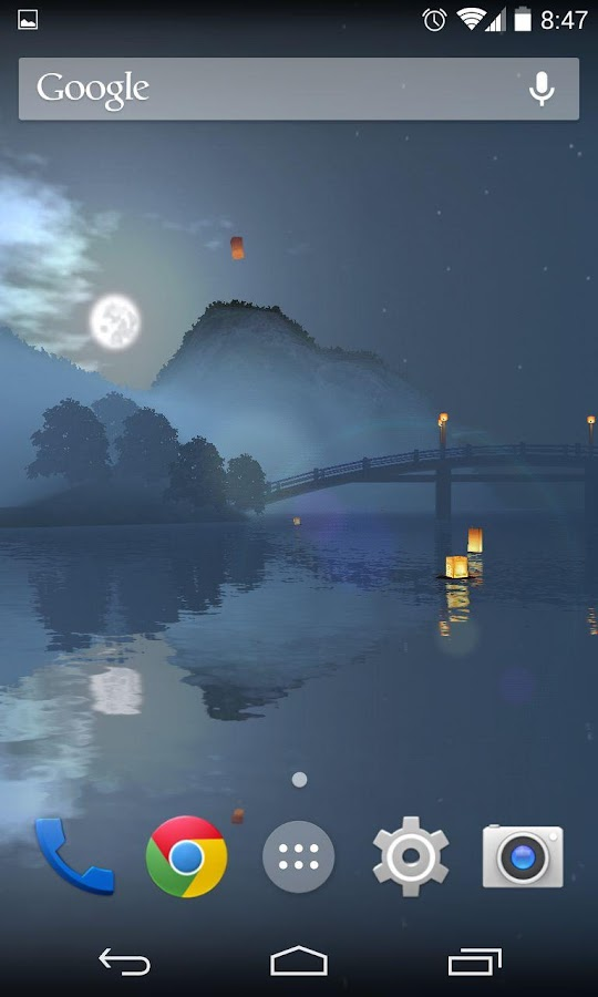 Lantern Festival 3D- screenshot