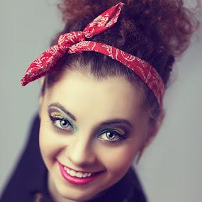 Zilya by Jonicus Dudarev - People Portraits of Women ( swag, hip-hop, beautiful, twerk, smile, closeup, portrait, eyes )