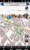 Screenshot of Vienna Map