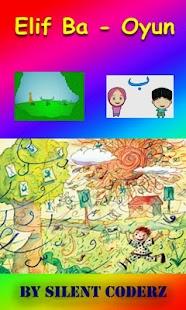 Elif Ba Oyun -Türkçe-- screenshot thumbnail