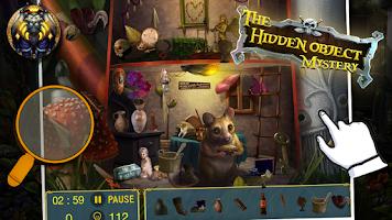 Screenshot of The Hidden Object Mystery