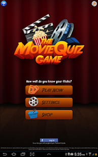 Movie Quiz Game : Film Posters- screenshot thumbnail