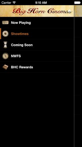 Big Horn Cinemas
