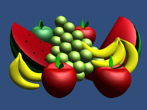 Gather fruits