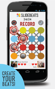 SlideBeats - music memory game - screenshot thumbnail