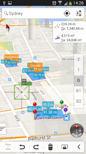 Measure Map Pro Screenshot