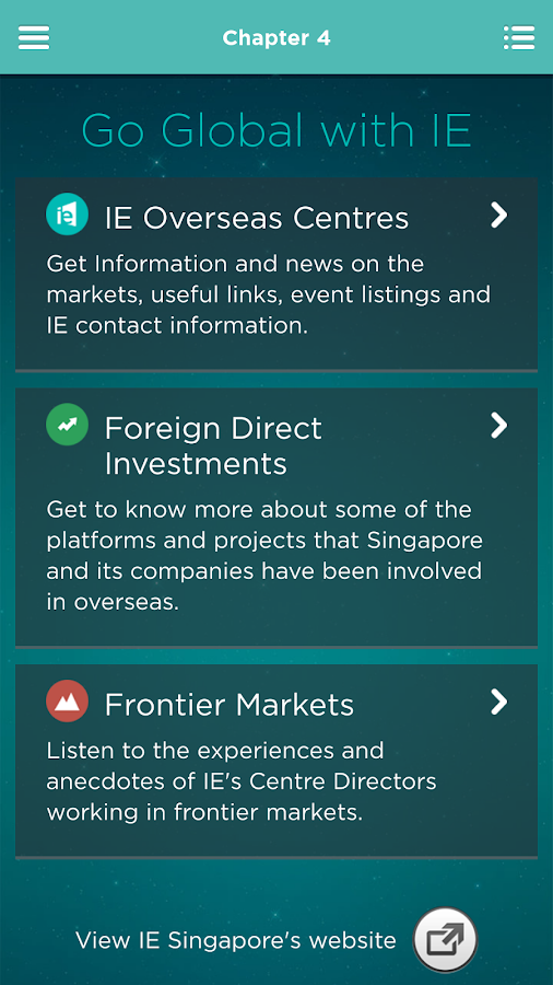 globalisingSG- screenshot