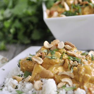 Chicken Coconut Korma