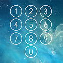 OS8 Lock Screen - Keypad Lock icon