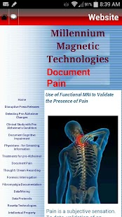 Documentation Imaging of Pain- screenshot thumbnail
