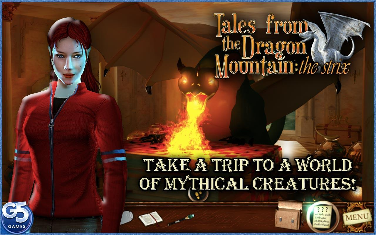 Tales from the Dragon Mountain screenshot #1