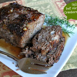Cape Cod Cranberry Meatloaf.