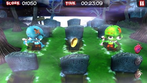 Zombie Smack Down v1.0 Apk Game Download