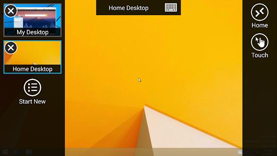 Microsoft Remote Desktop Beta Screenshot 4