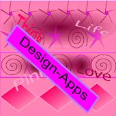 Go Launcher Life Pink